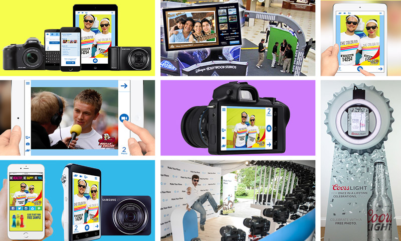 Event Marketing Photo Products from Picture Marketing