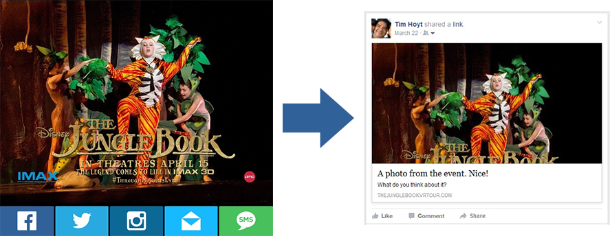 Example of bad aspect ratio for FB News Feed