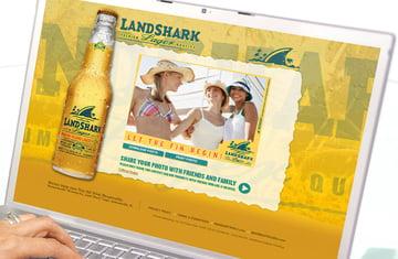 Landshark Page