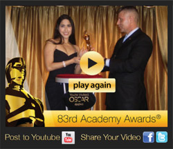 Fotozap Video at the Oscars