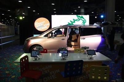 Nissan Quest Fun Zone