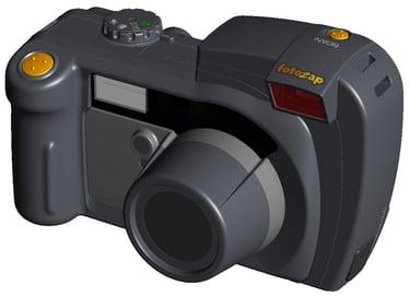The Ricoh Fotozap Camera, Unwrapped