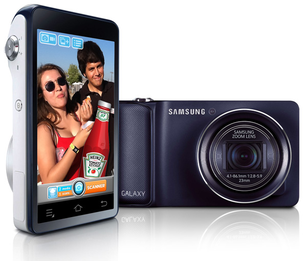 Capture videos or photos and collect data with the Fotozap app for the Samsung Galaxy Camera and other Android cameras