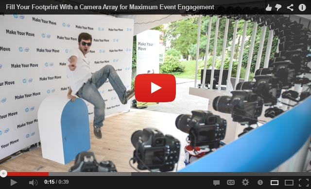 The Matrix and the Simple – 2 Ideas in Event Marketing Photo Capture