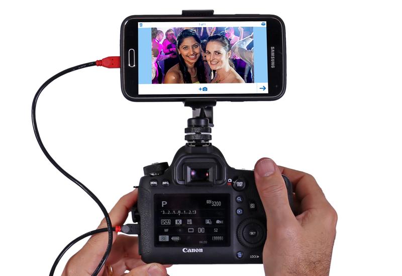 Fotozap DSLR and phone