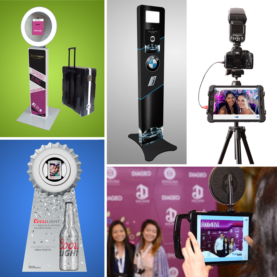 Photo Booths and Capture Hardware